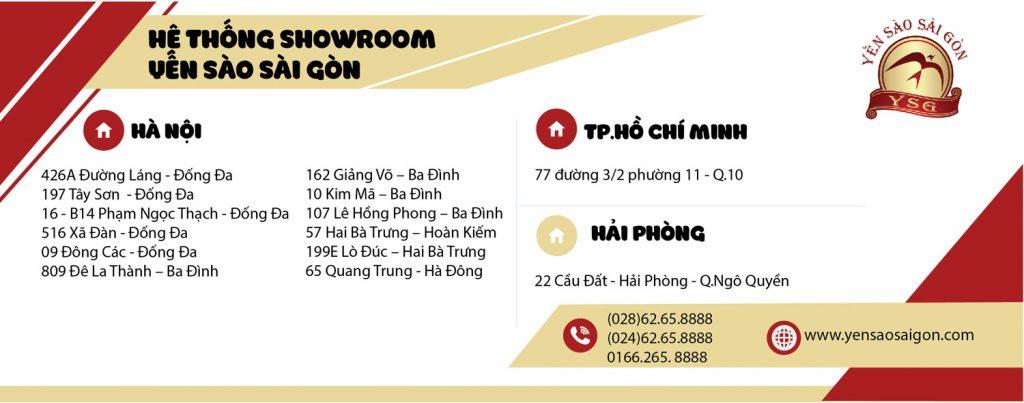 Những cam kết của Yến Sào Sài Gòn với khách hàng